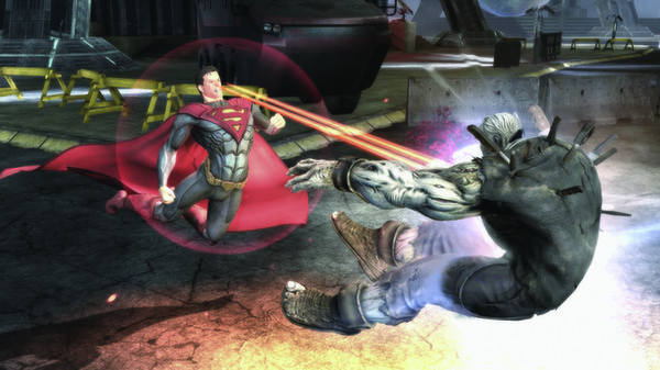 Injustice: Gods Among Us. Ultimate Edition (Россия+СНГ)