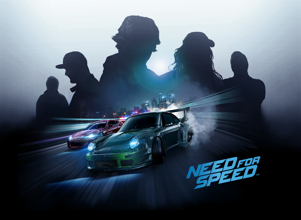 Need for Speed 2016 + Battlefield 4