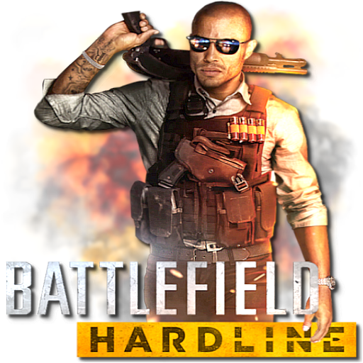 Battlefield ™ Hardline + key lock