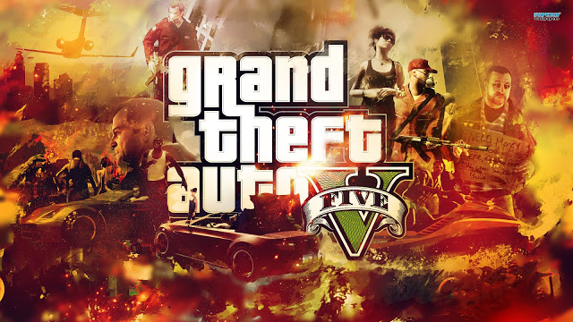 Grand Theft Auto V - GTA 5 - RockStar Social Club