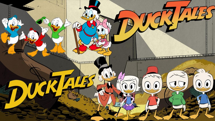 Duck Tales - TV Theme (guitar cover, tabs)