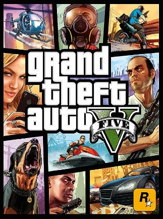 ⭐️ STEAM GTA 5 V  (Region Free) + Bonus