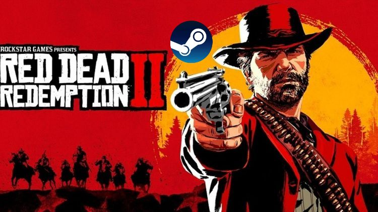 ⭐️ STEAM Red Dead Redemption 2 - Licensed Account RDR2