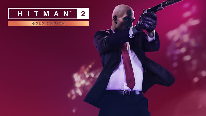 ✅ HITMAN 2 GOLD EDITION (STEAM) Licensed