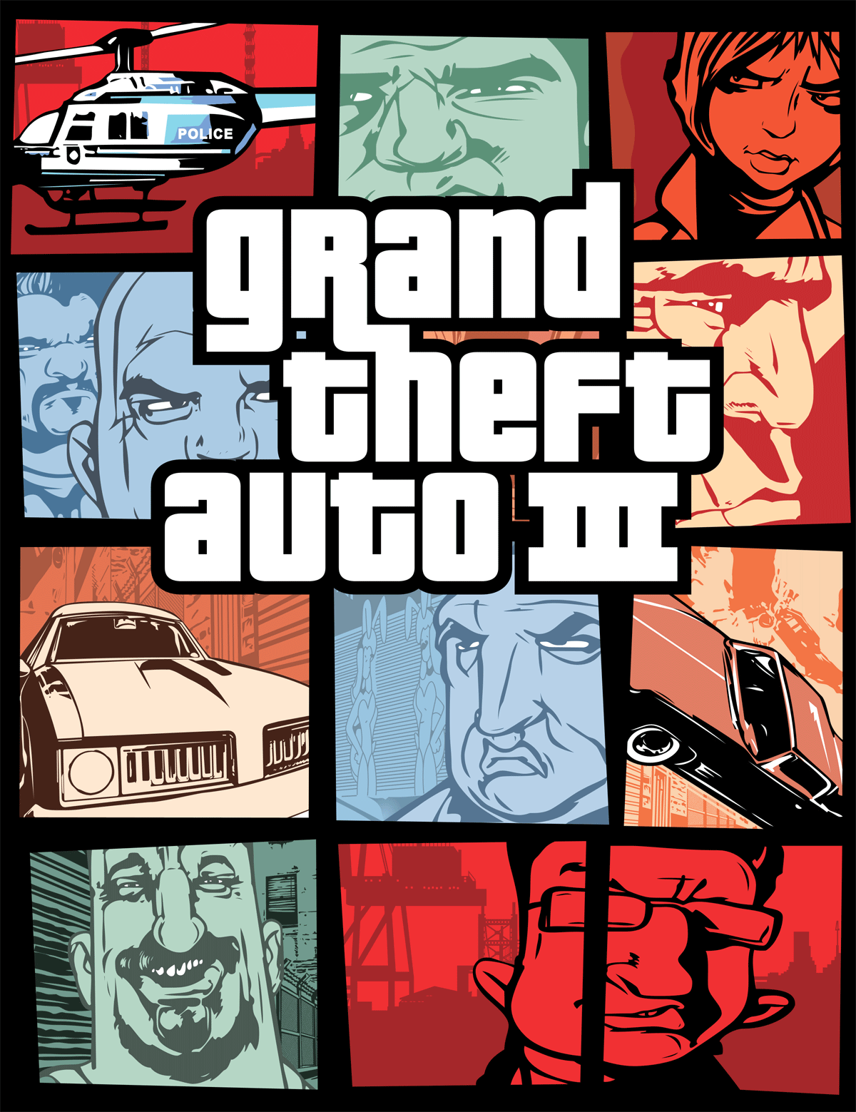 GTA 3 lll (STEAM) - лицензионный аккаунт