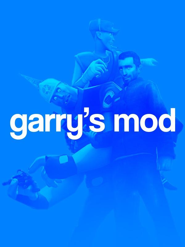 🌀Garry's Mod STEAM ОНЛАЙН (Region Free) Garrys Mod
