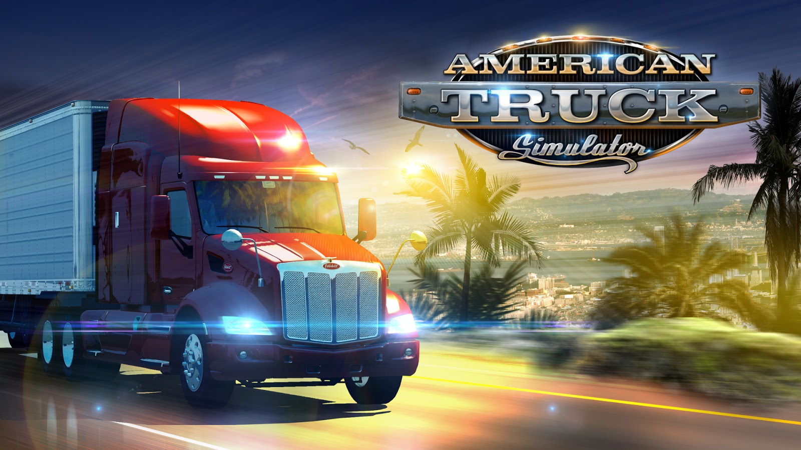 🚚 American Truck Simulator - STEAM (Region free)