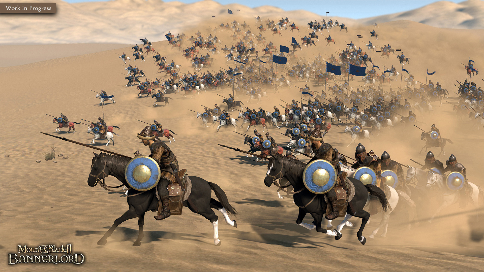 ⭐️ Mount & Blade II: Bannerlord (STEAM) Region free