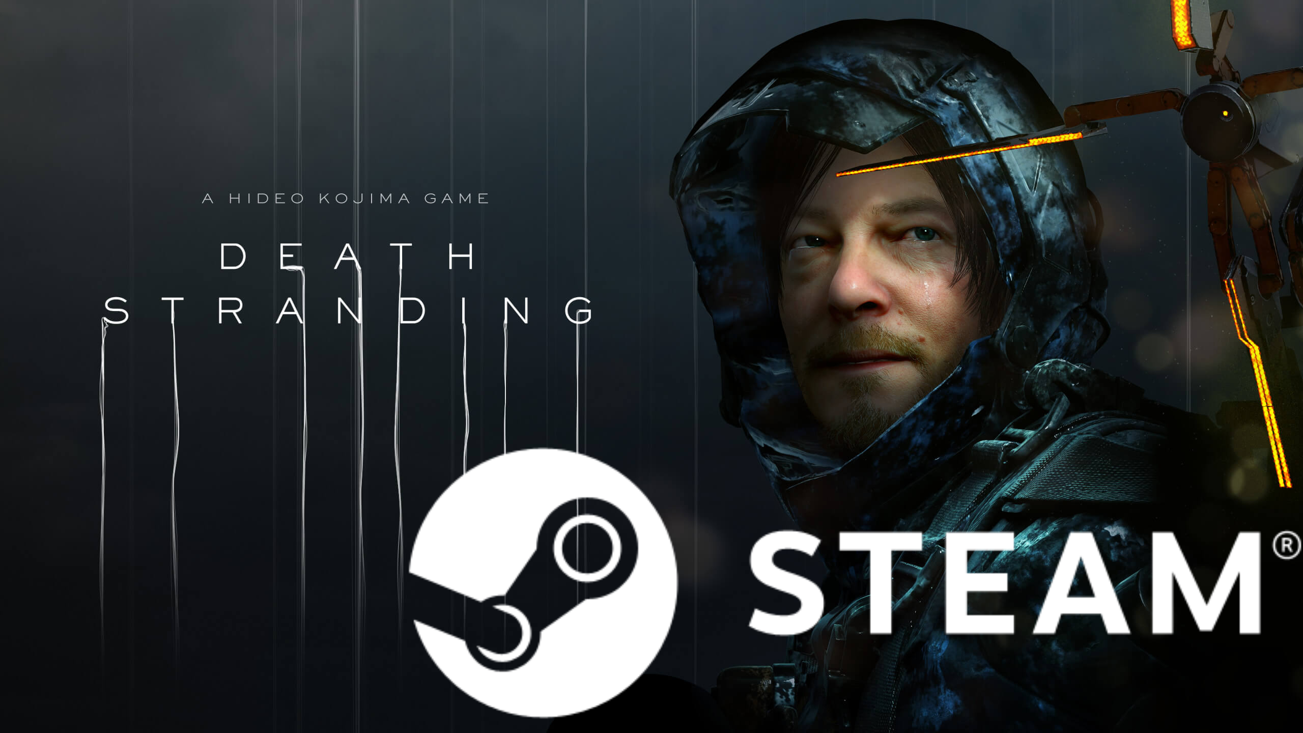 ⭐️ DEATH STRANDING + DLC - STEAM (Region free)