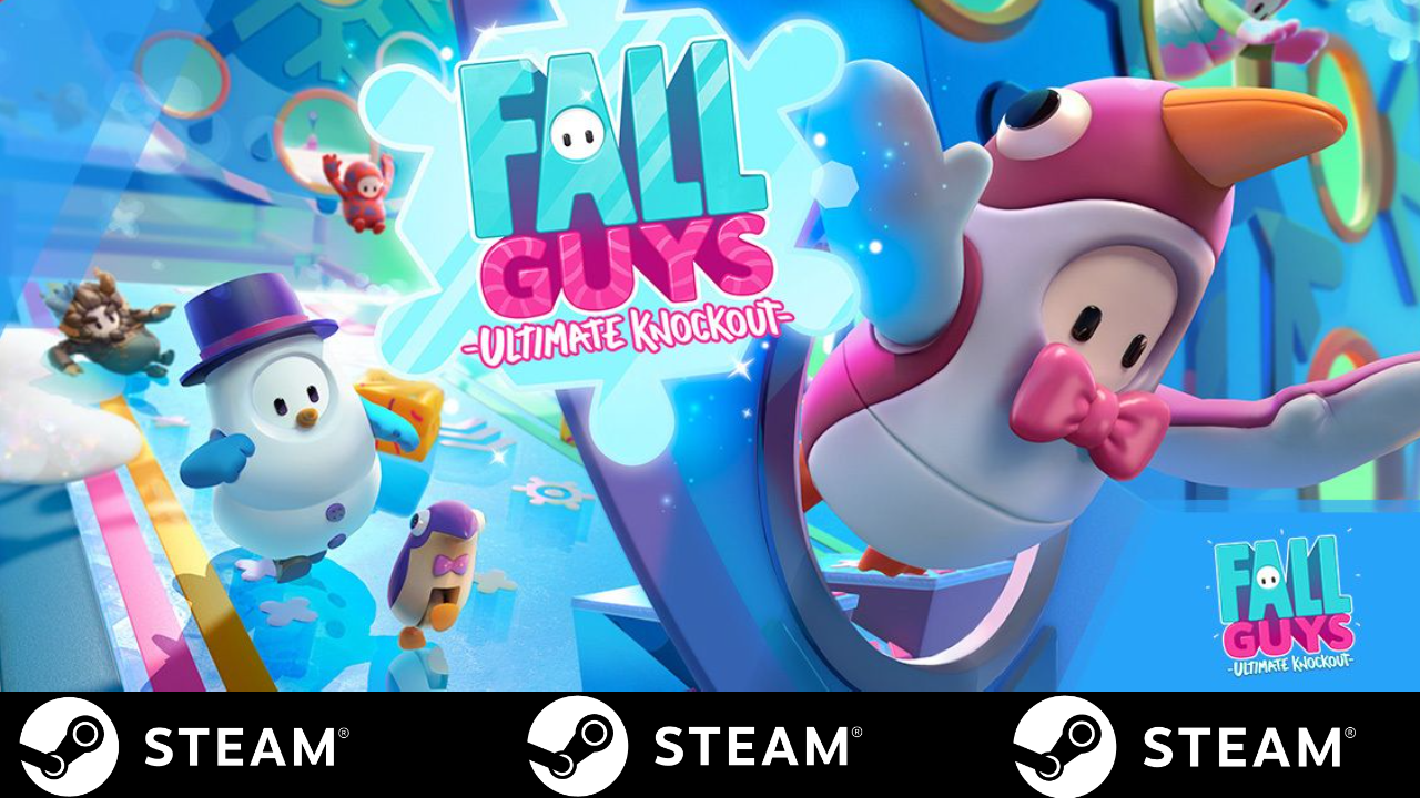 ⭐ Fall Guys Ultimate Knockout STEAM (GLOBAL) + PAYPAL