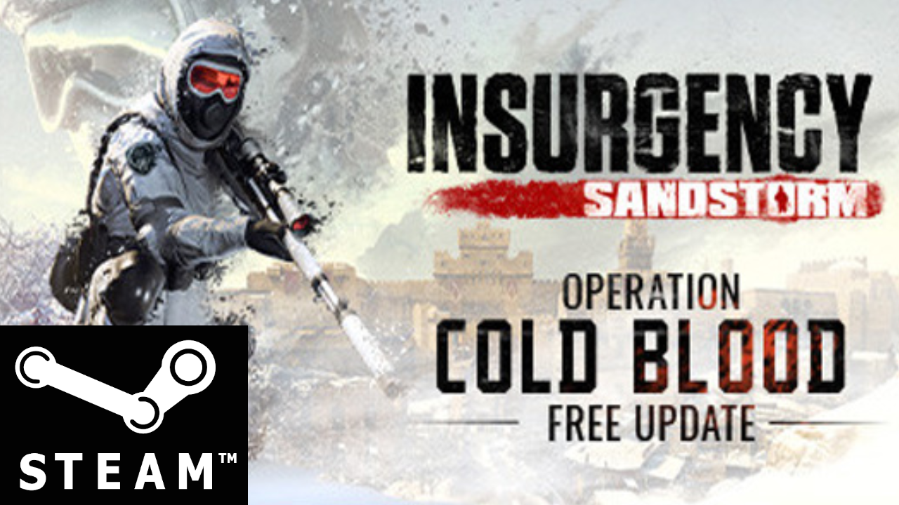 ⭐️ Insurgency: Sandstorm - STEAM ONLINE (Region Free)