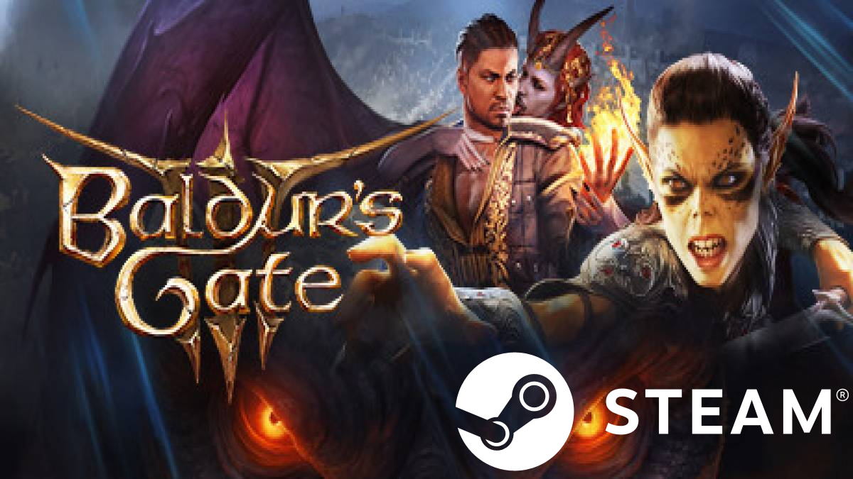 ⭐️ Baldurs Gate 3 - STEAM (Region free)