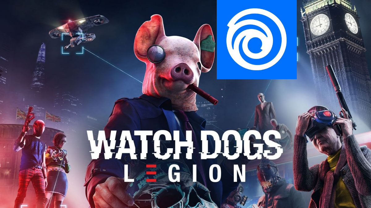 ⭐️  WATCH DOGS LEGION (Region free) - Licensed + PAYPAL