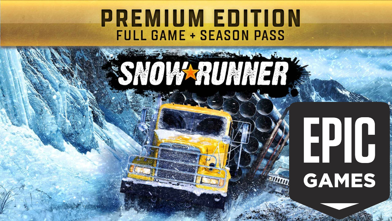 ⭐️ SnowRunner Premium Edition - EPICA (GLOBAL) +PAYPAL