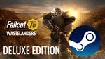 Fallout 76 Wastelanders Deluxe (STEAM) (Region free)