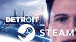 ⭐️ Detroit: Become Human - STEAM (Region free)