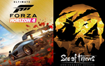 ⭐️ Forza Horizon 4 Ultimate+Sea of Thieves (GLOBAL)