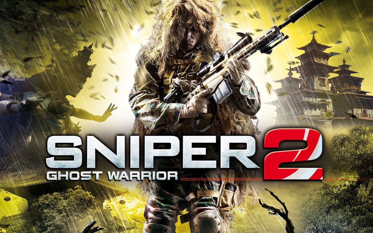 Sniper: Ghost Warrior 2 (Steam Gift)