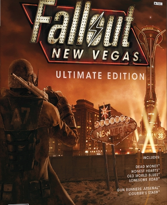 Fallout New Vegas Ultimate Edition STEAM GIFT