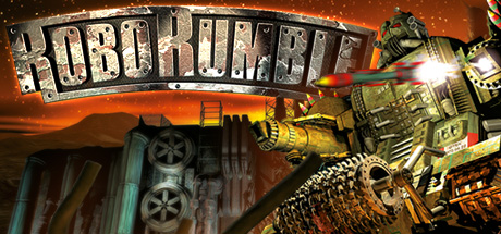 RoBoRumble (Steam key/ROW)
