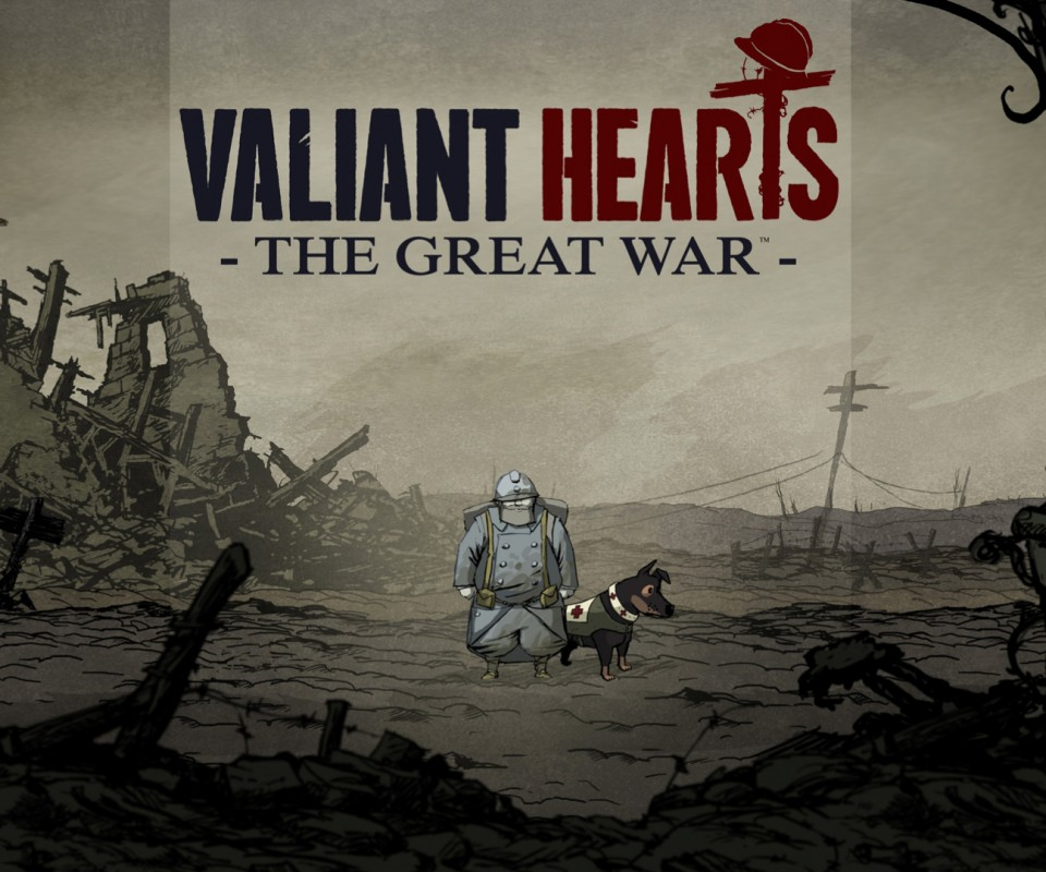 Valiant Hearts: The Great War Steam Gift (RU/CIS)