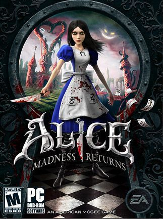 Alice Madness Returns (Steam GIFT ROW) Tradable RARE