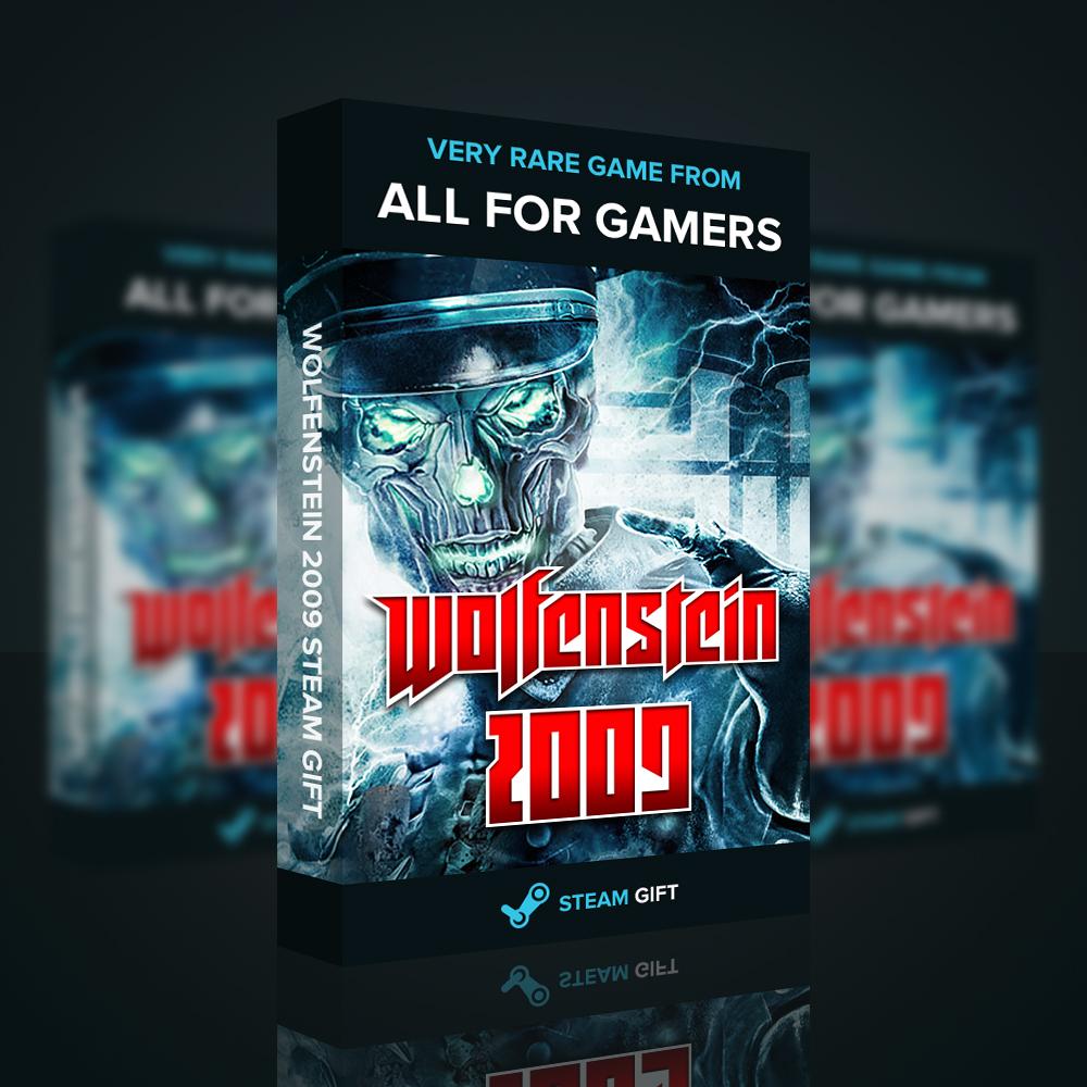 Купить Wolfenstein 2009 Steam Gift для Истинных Коллекционеров и скачать