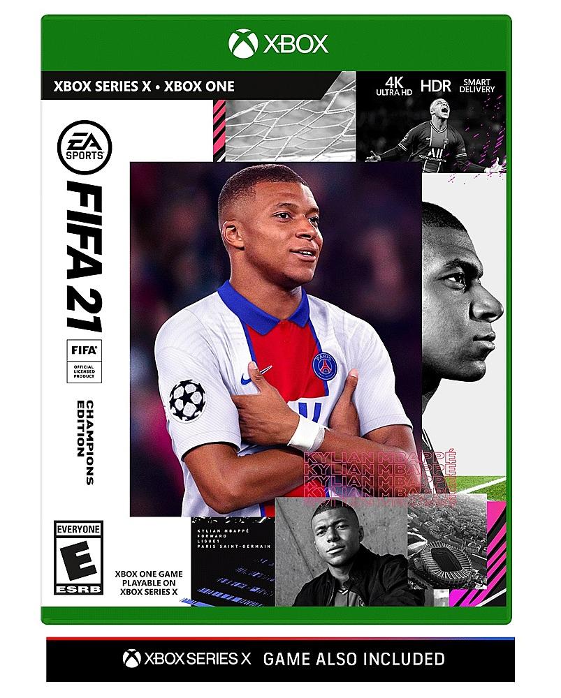 FIFA 21 издание Champions Xbox One & Xbox Series X|S🎮