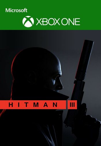 HITMAN 3 -  Standard Edition  XBOX ONE/Series X|S🎮🔑