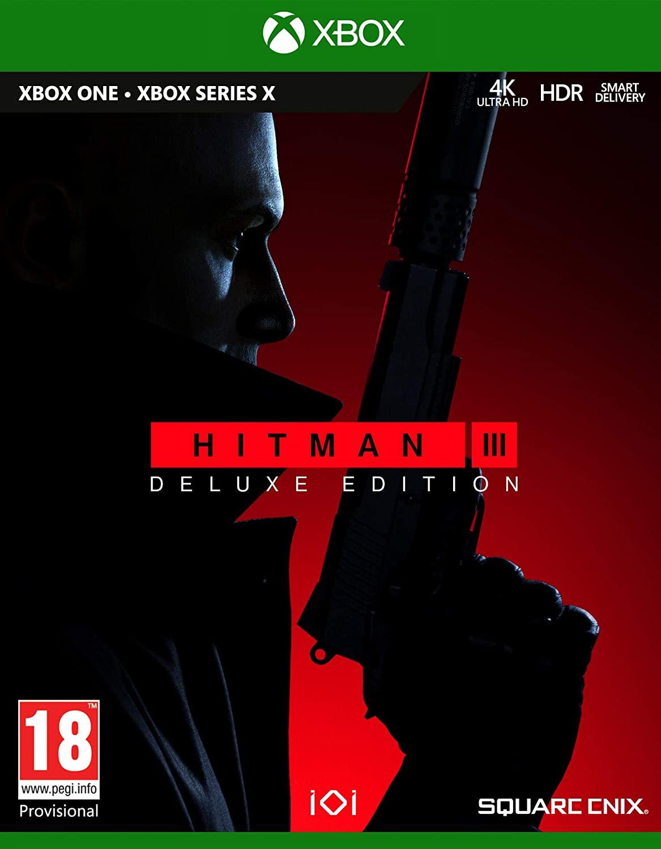 HITMAN 3 -  Deluxe Edition  XBOX ONE/Series X|S🎮🔑