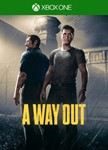 A Way Out Xbox One & Xbox Series X|S