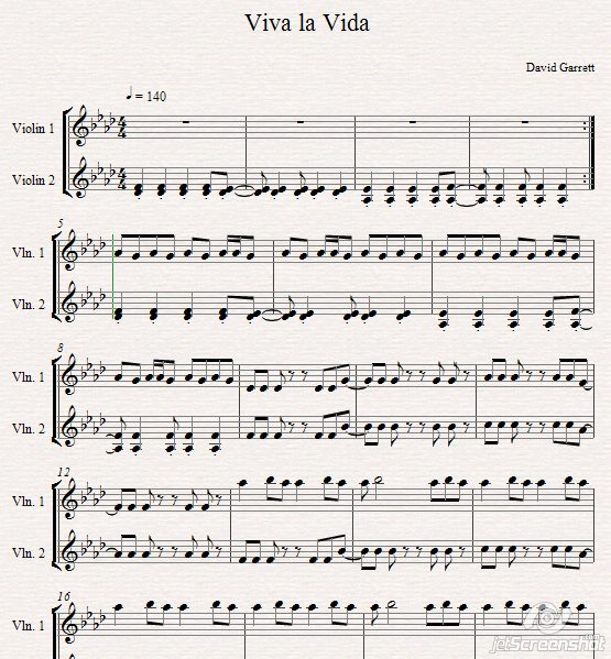 David Garrett Viva La Vida - Скачать и слушать …