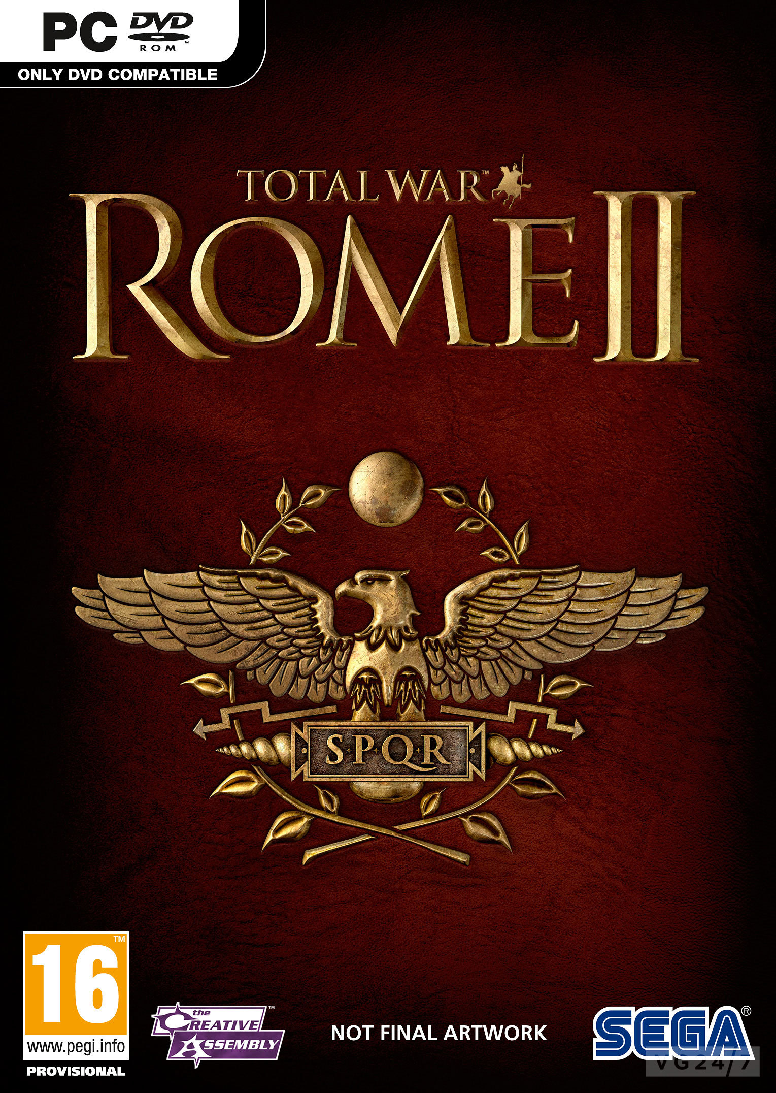 Total War: ROME 2 [steam account] + mail ...