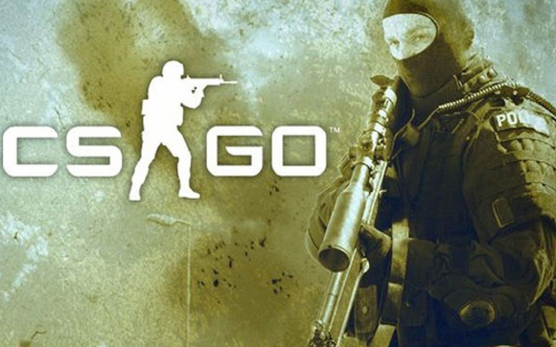 CS GO + Collection of more than 60 games...(Steam)