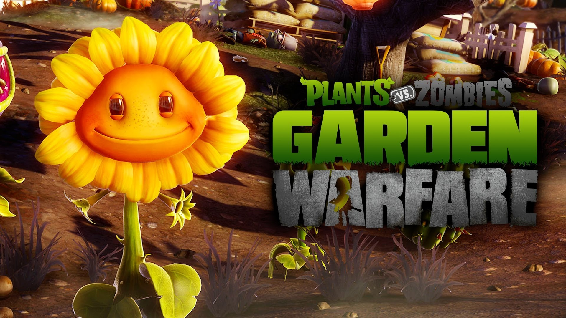 PLANTS VS ZOMBIES GARDEN WARFARE + answer (Origin  acc)