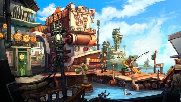 Deponia The Complete Journey - Steam Gift (RU+CIS)