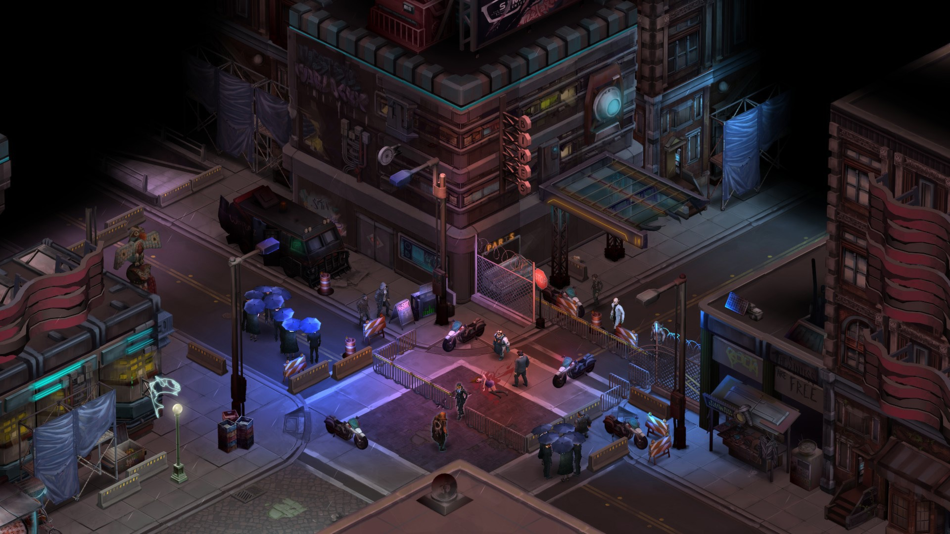 Shadowrun Returns (Steam) Region Free