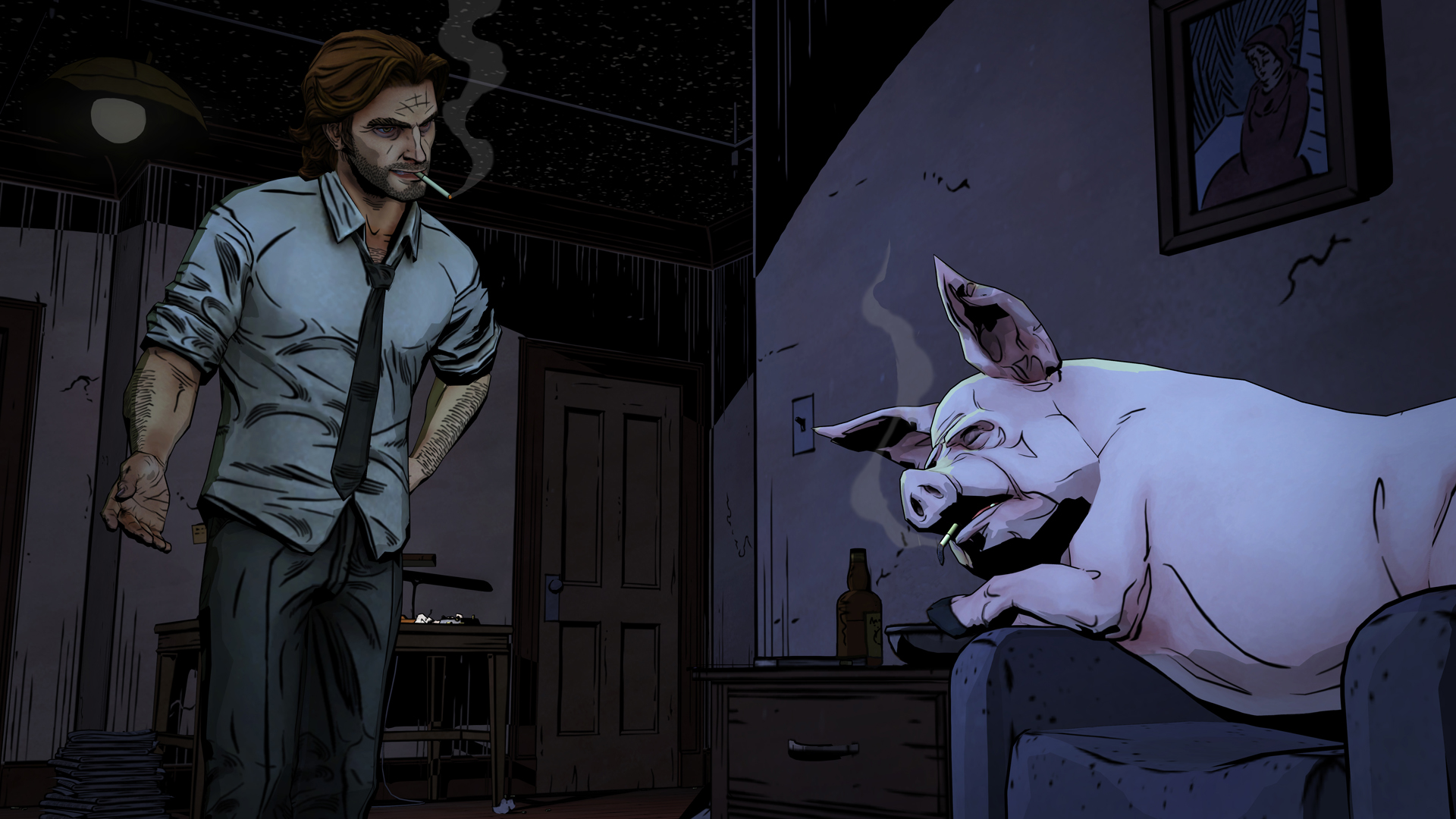The Wolf Among Us (Steam Gift) Region Free | ROW