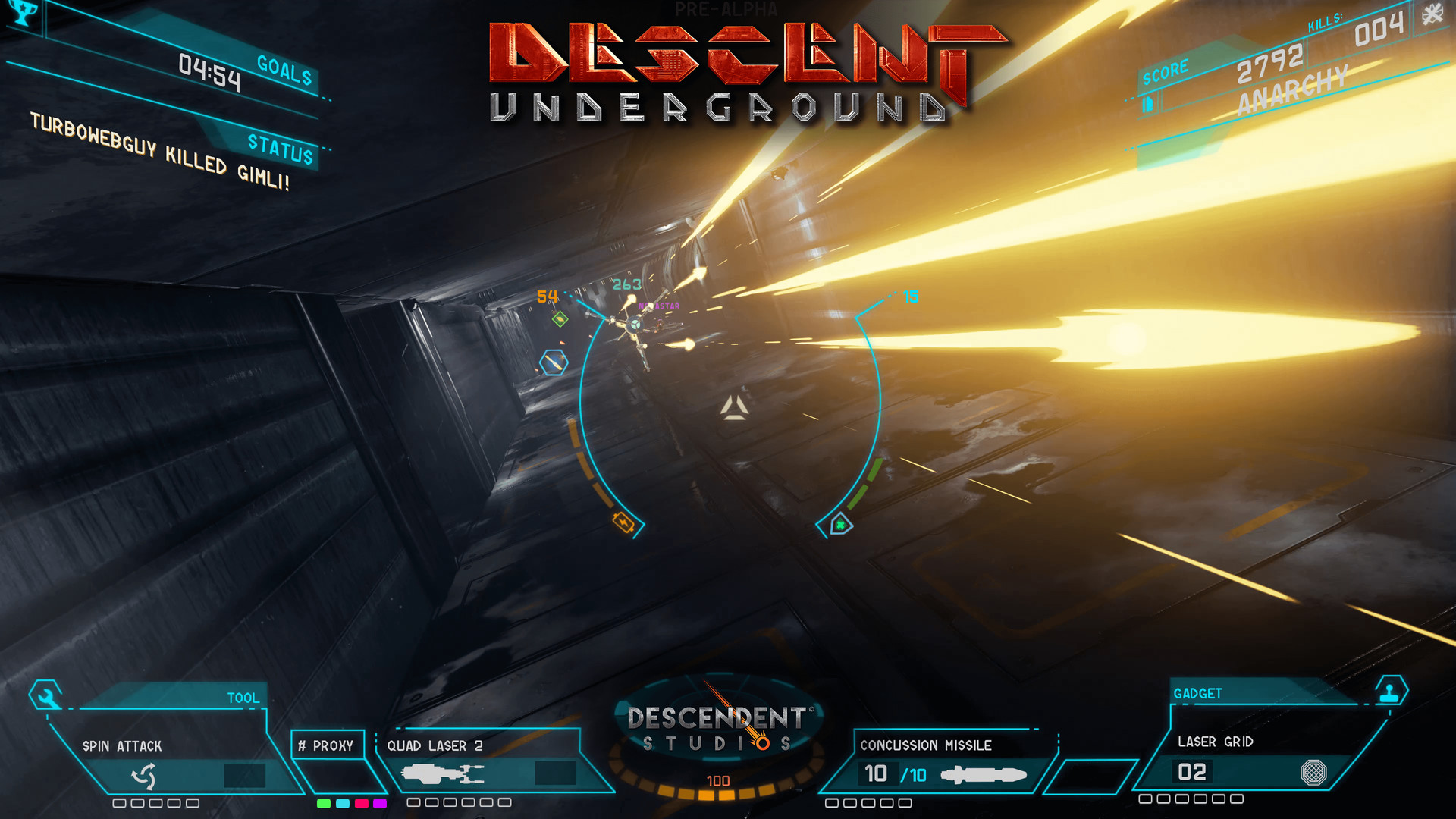 Descent: Underground (Steam) Region free