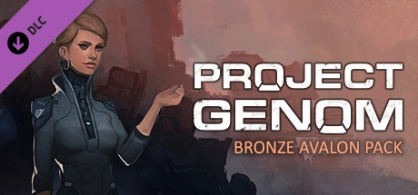 Project Genom - Bronze Avalon Pack (Steam) Region Free