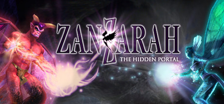 Zanzarah: The Hidden Portal (Steam) Region Free