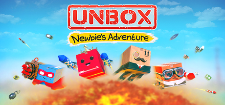 Unbox: Newbie´s Adventure (Steam) Region Free