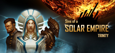 Sins of a Solar Empire Trinity (Steam) Region Free