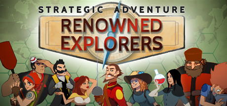 Renowned Explorers: International Society (Steam) ROW
