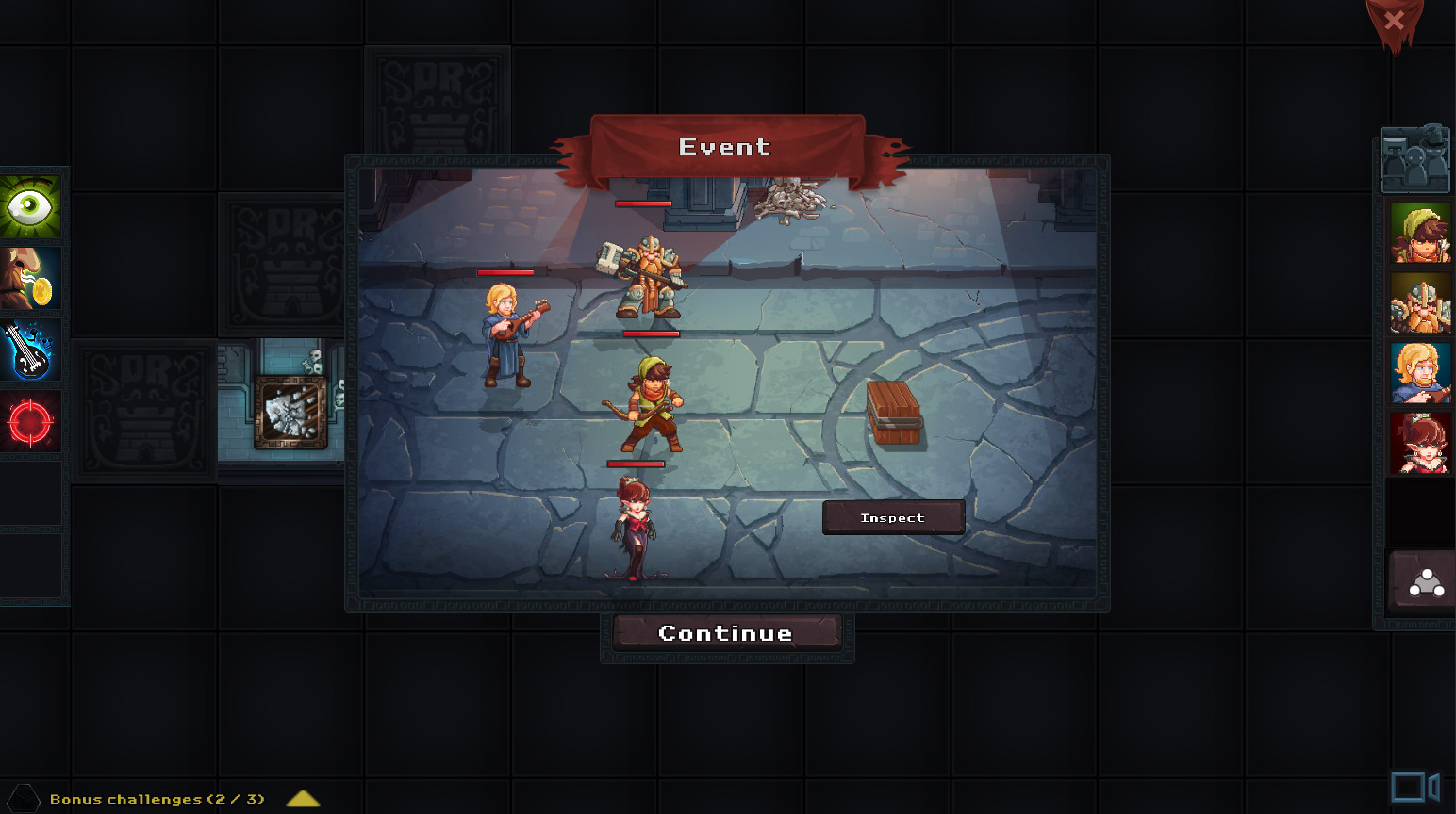 Dungeon Rushers: Crawler RPG (Steam) Region Free