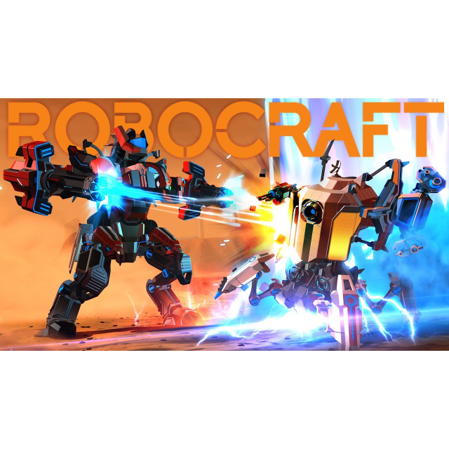 ROBOCRAFT - MECH PACKAGE (In Game Code) GLOBAL