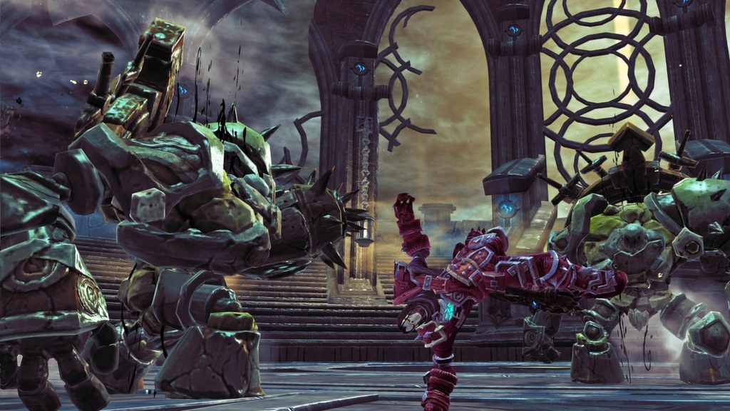 Darksiders II - Season Pass (Steam Gift) Region Free