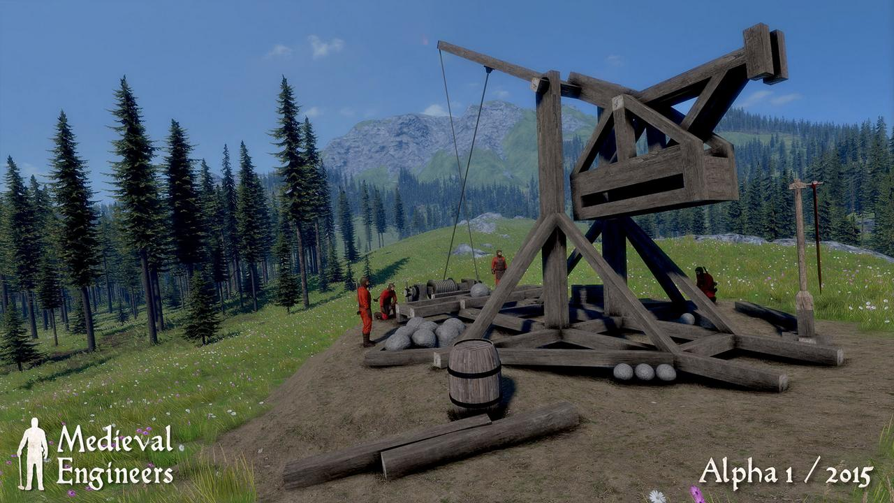Medieval Engineers Deluxe (Steam Gift) Region Free, ROW
