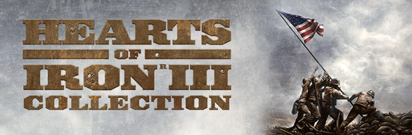 Hearts of Iron III Collection (Steam Gift/RU+CIS)