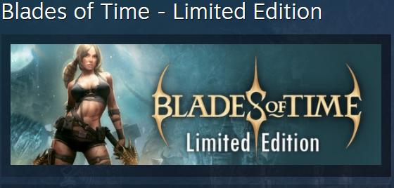 Blades of Time Limited Edition STEAM KEY GLOBAL💎